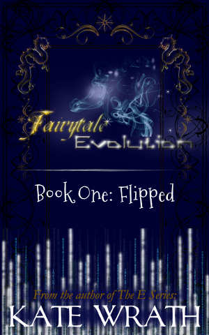 Cover Reveal: Fairytale Evolution Book One